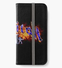 Gaming [Amiga] - Turrican II (2): The Final Fight iPhone Wallet/Case/Skin