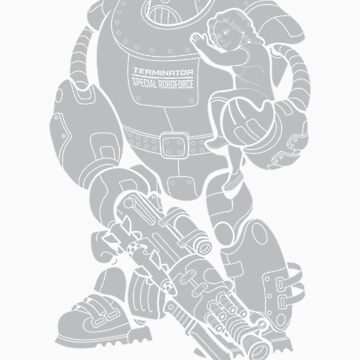 Terminator by ArtBlast