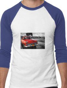 Cuba  Men's Baseball ¾ T-Shirt