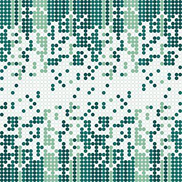 Tiny circles gradient by gavila