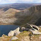 Lochnagar on a sunny weekend by christopher363