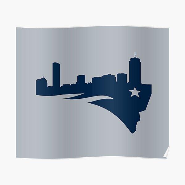 Boston Patriots Poster
