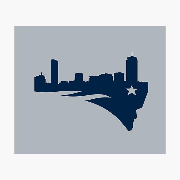 Boston Patriots Photographic Print