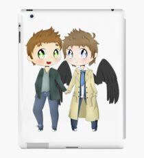 Chibi Destiel iPad Case/Skin