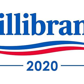 Gillibrand 2020 by boxsmash