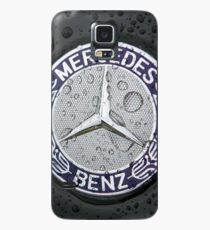 Mercedes Benz Car Logo 3D Case/Skin for Samsung Galaxy