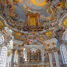 Germany. Bavaria. Wieskirche. Organ. by vadim19