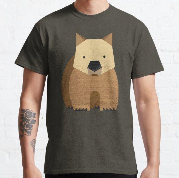 Whimsy Wombat Classic T-Shirt
