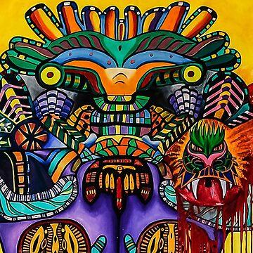 CHICANO PARK ART by heatherfriedman