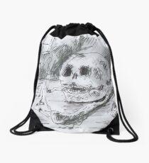 THE SMOKING ARTIST(C2007) Drawstring Bag