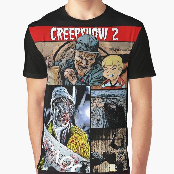 Creepshow 2 Graphic T-Shirt