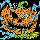 «Pumpkin Creep» de jarhumor