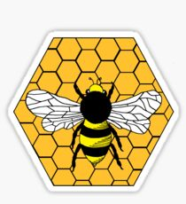 Bee Hive Sticker