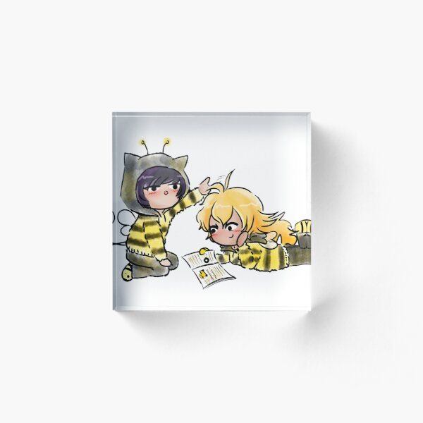 Bumbleby At Home Acrylic Block