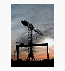 Harlands Giants Photographic Print