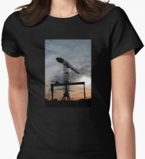 Harlands Giants Women's Fitted T-Shirt
