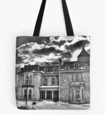 JAMES DONALD CAMERON MANSION Tote Bag