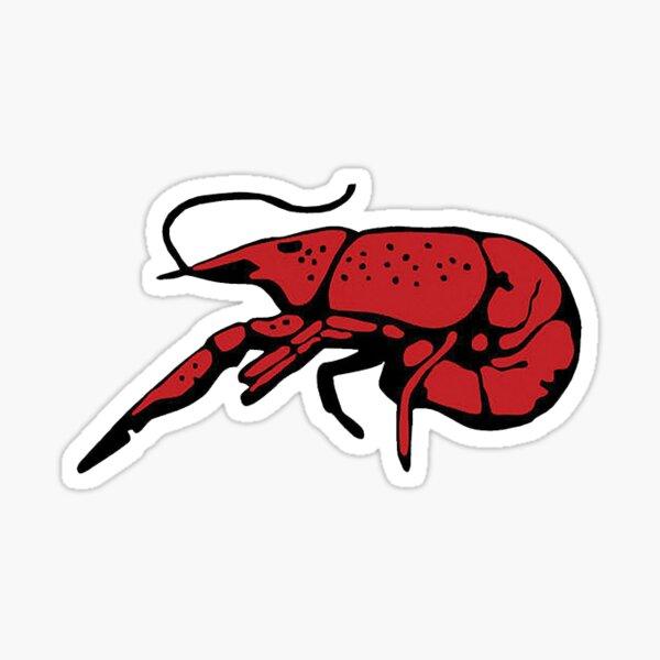 perlis crawfish- Louisiana Sticker