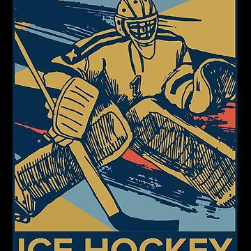 ice Hockey by GeschenkIdee