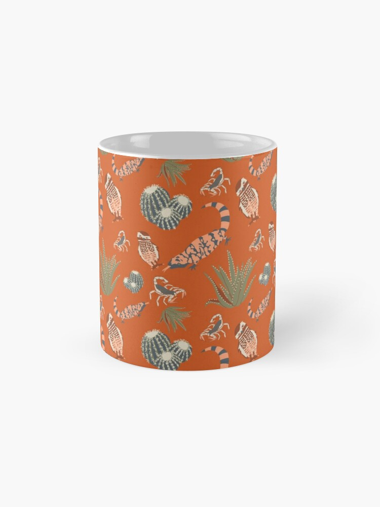 Alternative Ansicht von Sonoran Desert Print Tasse