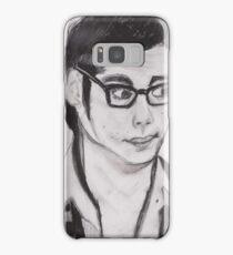 I'm winning the quip-off Samsung Galaxy Case/Skin
