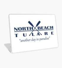 North Beach Tulare  Laptop Skin