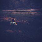 a girl in a bog by roisinbyrne