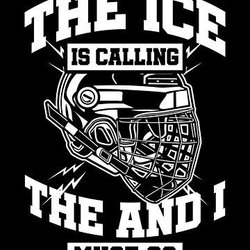 Ice hockey ice cream by GeschenkIdee