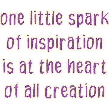 One Little Spark by FandomTrading