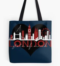 A London State of Mind Tote Bag