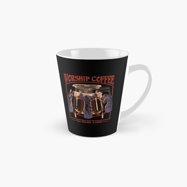 Worship Coffee Tall Mug