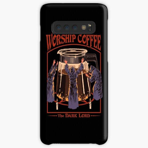 Worship Coffee Samsung Galaxy Snap Case