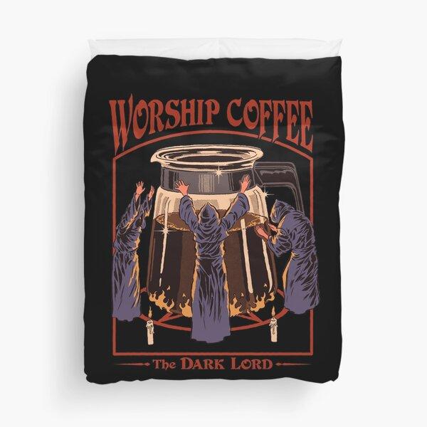 Adorar café Funda nórdica