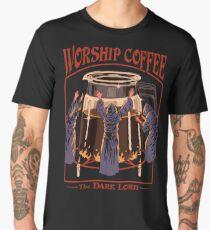 Worship Coffee Men's Premium T-Shirt