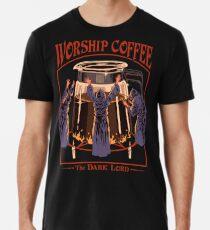 Worship Coffee Premium T-Shirt