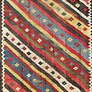 Luri  Antique Fars South West Persian Kilim by Vicky Brago-Mitchell