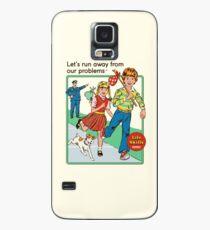 Lass uns weggehen Hülle & Skin für Samsung Galaxy
