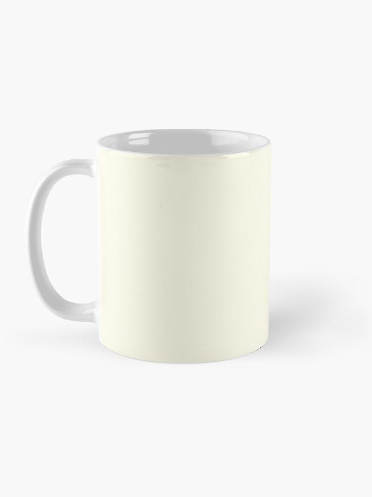 Alternate view of Let's Run Away Mug