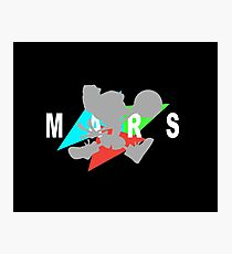 Air Mars 7 Photographic Print