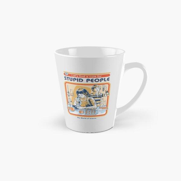 Un remède pour les gens stupides Mug long