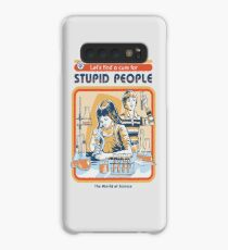 A Cure For Stupid People Case/Skin for Samsung Galaxy