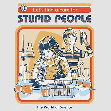 Ein Heilmittel für dumme Leute von stevenrhodes