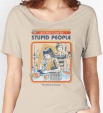 Ein Heilmittel für dumme Leute Baggyfit T-Shirt