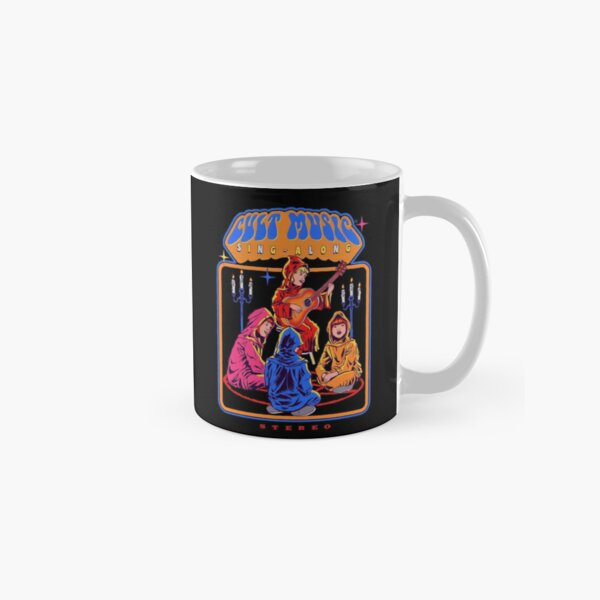 Cult Music Sing-Along Classic Mug