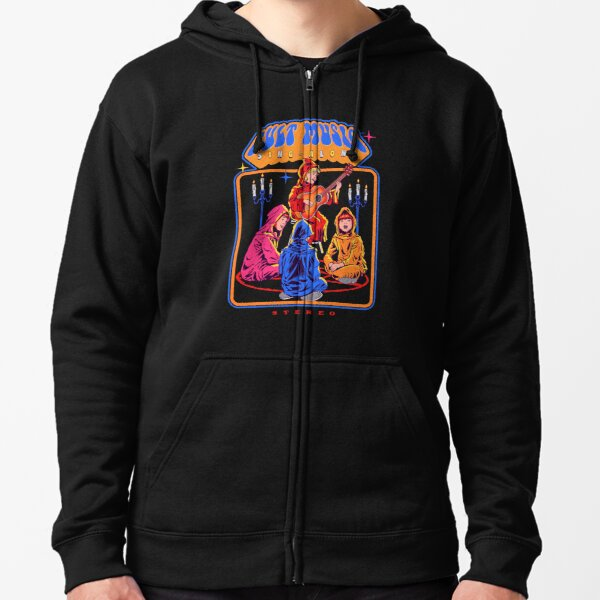Cult Music Sing-Along Zipped Hoodie
