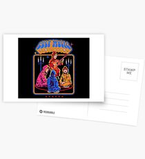 Cult Music Sing-Along Postcards
