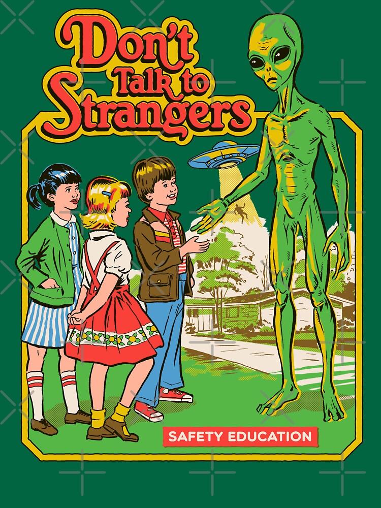 No hables con extraños de stevenrhodes