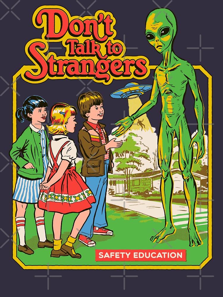 Sprich nicht mit Fremden von stevenrhodes