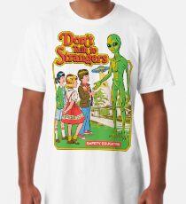 Sprich nicht mit Fremden Longshirt