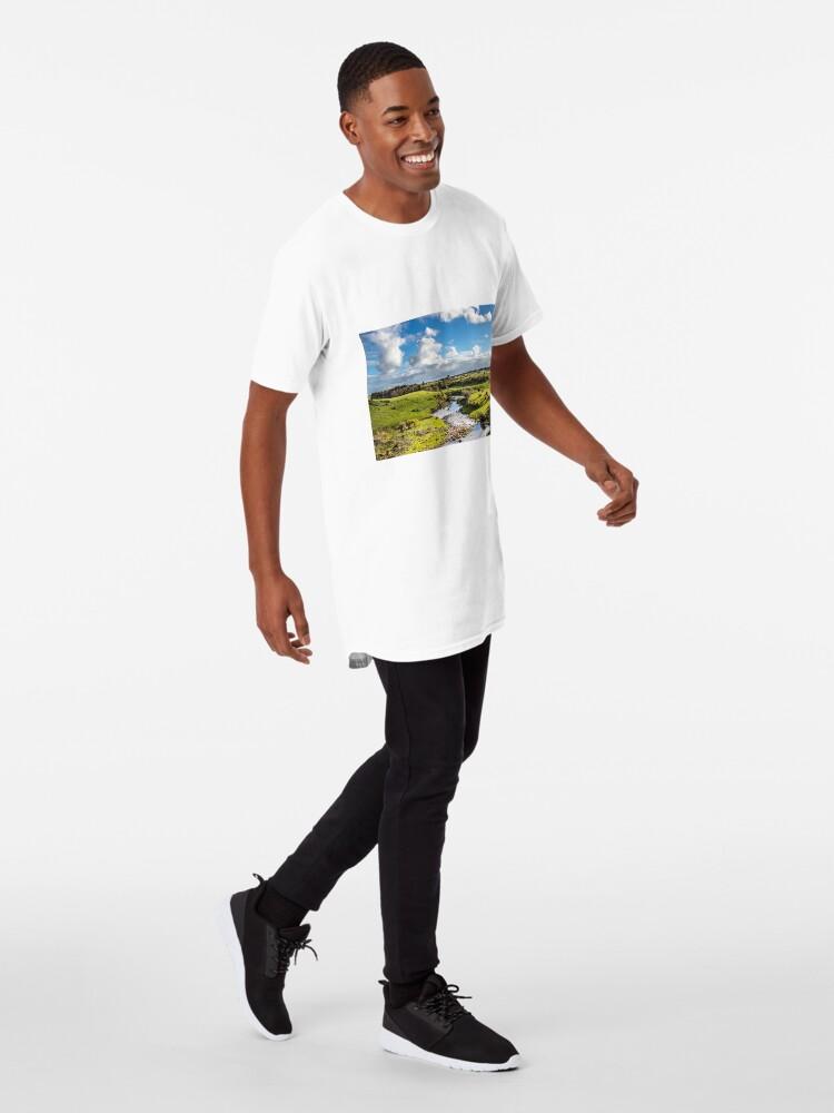 Alternate view of Hopkins fall river Long T-Shirt